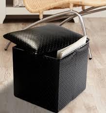 black storage ottoman black ottomans manufacturer exporter india