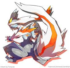 white kyurem white kyurem by tomycase on deviantart