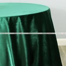 forest green table linens velveteen table linen white prestige linens