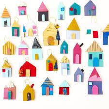 little house ornament u2014 art camp