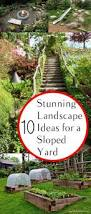 Best 10 Small Backyard Landscaping by 22 Amazing Ideas To Plan A Slope Yard That You Should Not Miss