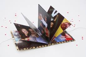 make a photo album diy mini instagram photo book