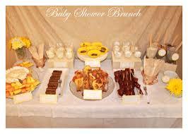 photo baby shower food ideas image
