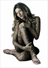 full body tattoo deisgns 5
