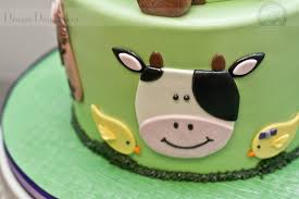 barnyard birthday cake gainesville bakery bearkery bakery