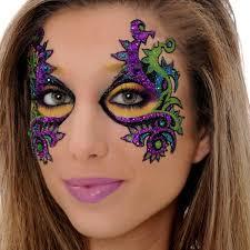 diy mardi gras costumes mardi gras eye mask xotic professional make up