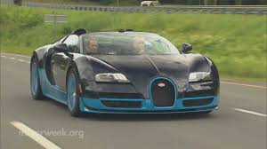 bugatti veyron grand sport road test 2013 bugatti veyron 16 4 grand sport vitesse youtube