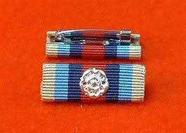 afghanistan ribbon this is a osm afghanistan medal ribbon pin rosette op herrick
