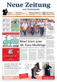 Aza Bad Zwischenahn Neue Zeitung Ausgabe Emsland Kw 35 By Gerhard Verlag Gmbh Issuu