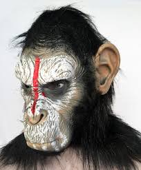 planet of the apes caesar mask monkey and 19 similar items