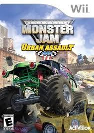 monster truck video for gamerdad gaming with children game review monster jam urban