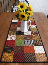 how to make table runner at home table design table runners easy table runners exles table