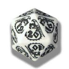 d20 spinner ring dice the hobby