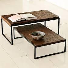 Modular Coffee Table Coffee Table West Elm