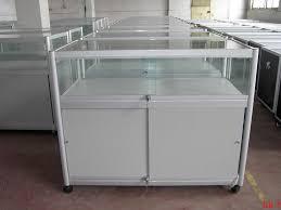 lockable glass display cabinet showcase glass display cabinet china mainland showcase