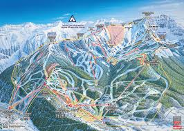 Map Of Aspen Colorado by Every Colorado Ski Resort Trail Map Aspen Vail Copper And More