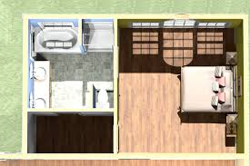bedroom master bedroom above garage floor plans room design plan