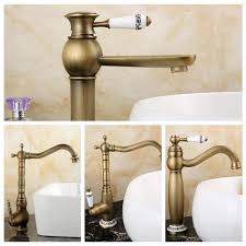 Antique Brass Bathroom Faucet by Compare Prices On Bathroom Copper Sink Online Shopping Buy Low