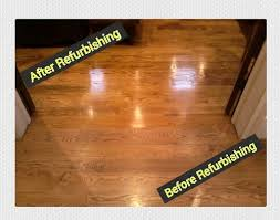 before and after galleries hardwood floor refinishing 832 597 9800
