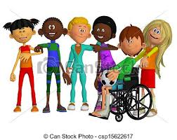 classmates search classmates friends with a disabled boy clipart search