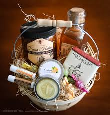 nut baskets gift basket honey and handmade soaps lotion bar beeswax