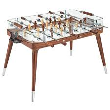 foosball tables for sale near me 90 minuto foosball table by teckell in walnut for sale at 1stdibs
