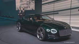 bentley exp 10 black new bentley exp 10 speed 6 sports coupe concept clublexus