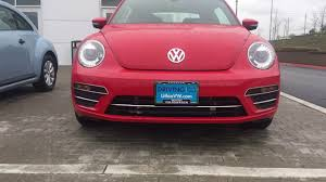 volkswagen beetle red 2017 tornado red sel beetle youtube