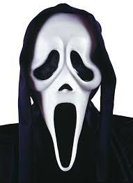 ghostface masks halloween dripping bleeding skull mask halloween