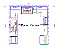 u shaped kitchen layout interior u0026 exterior doors
