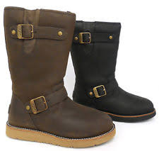 womens mid calf boots australia ugg australia leather solid mid calf boots for ebay