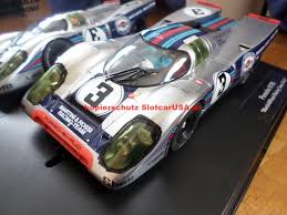 martini rossi racing carrera digital 124 23797 porsche 917 k martini u0026 rossi racing