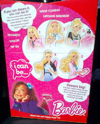 barbie and mcdonald u0027s happy meal disaster phd in parenting phd