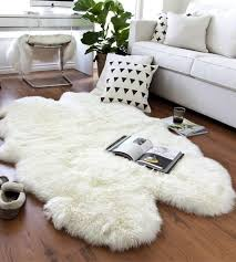 Decorative Rugs For Living Room Best 10 Fuzzy Rugs Ideas On Pinterest White Fluffy Rug Down