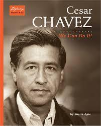 cesar chavez cesar chavez we can do it bearport publishing