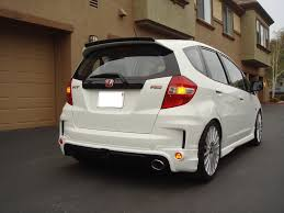 my jdm fit rs mugen rear under spoiler unofficial honda fit forums