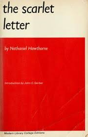 the scarlet letter hawthorne nathaniel 1804 1864 free