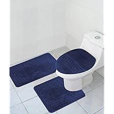 bath mats set 3 bath rug set pattern bathroom rug 20 x32