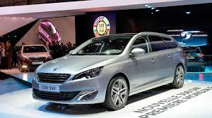 peugeot company car 2014 peugeot 308 sw brings some family love to geneva