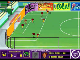 backyard soccer league pc tournament game 7 u0026 8 sweep the