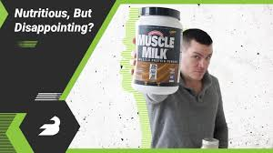 muscle milk light bars muscle milk protein powder review youtube