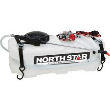 northstar atv spot sprayer u2014 10 gallon capacity 1 gpm 12 volt