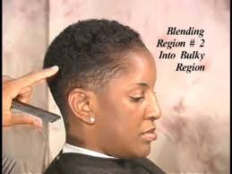 fade hairstyle for women clipper cutting made simple youtube