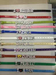 glow in the dark i love one direction wristband 1d bracelet
