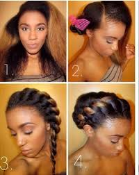 simple hairstyles for relaxed hair hairstyles to do for protective hairstyles for relaxed hair best