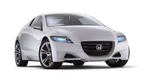 honda hybrid sports car based on cr z concept set for motor