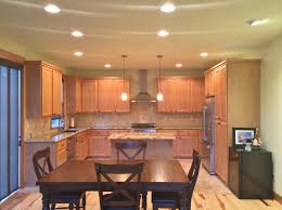 kitchen installing can lights island pendant lights square
