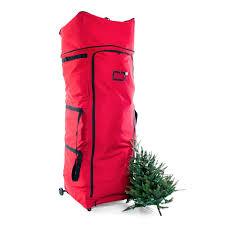 expandable tree storage dolly santas bags