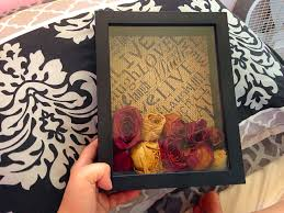How To Put A Box Together Best 25 Flower Shadow Box Ideas On Pinterest Box Frames