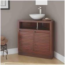 Bathroom Corner Vanity by New Wall Mounted Corner Bathroom Cabinet Housz Us